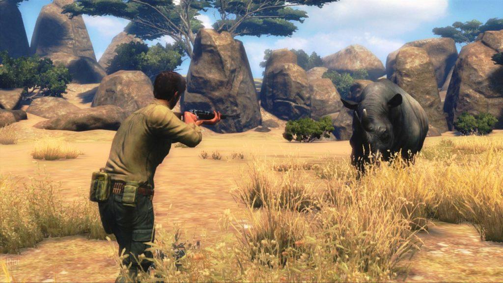 скриншот из Cabelas African Adventures