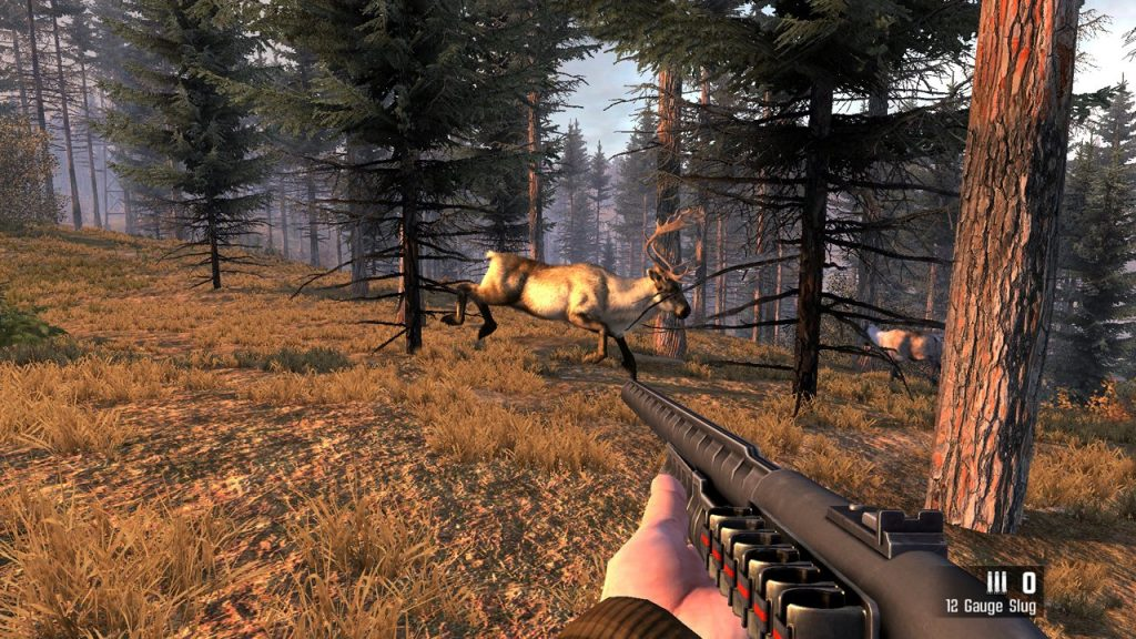 скриншот из Cabelas Big Game Hunter Pro Hunts