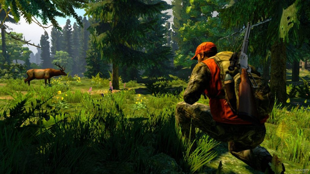 скриншот из Cabelas Hunting Expeditions