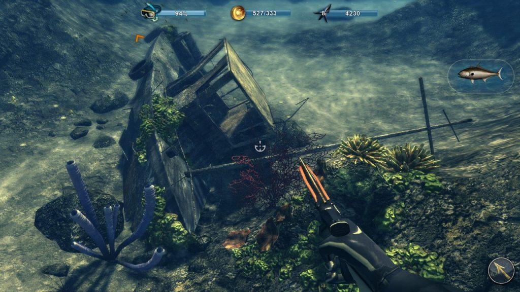 скриншот из Depth Hunter 2 Deep Dive