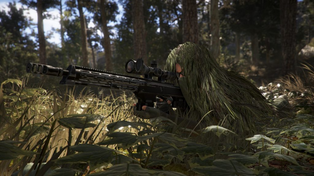 скриншот игры Ghost Recon Breakpoint