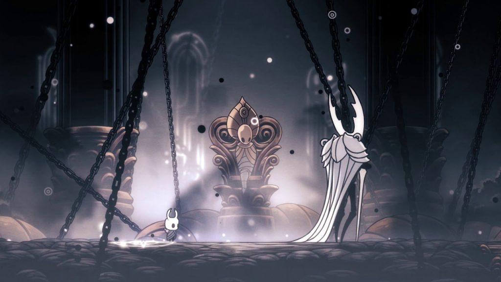 скриншот из Hollow Knight