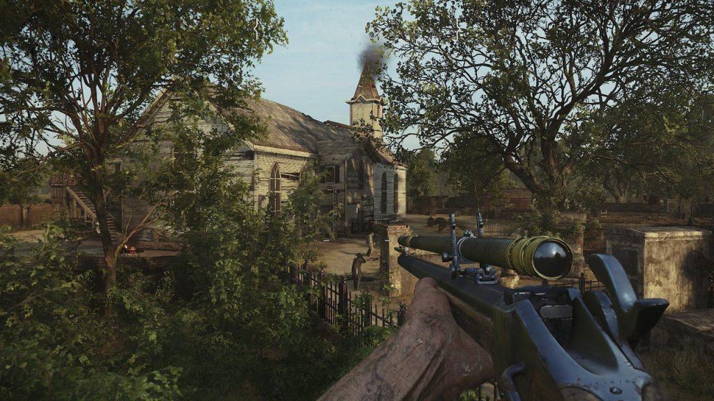 скриншот из Hunt Showdown