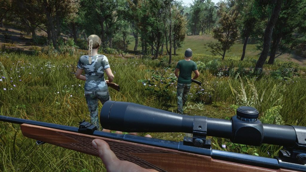 скриншот из Hunting Simulator