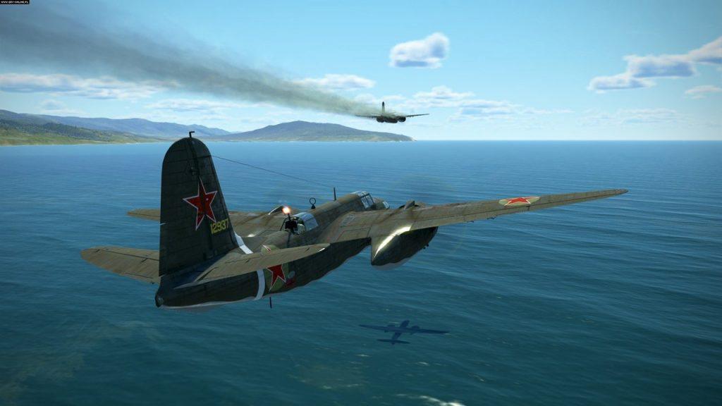скриншот из Ил-2 Штурмовик