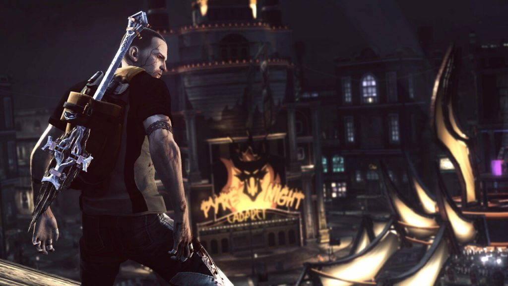 Infamous 2 Festival Of Blood скриншот
