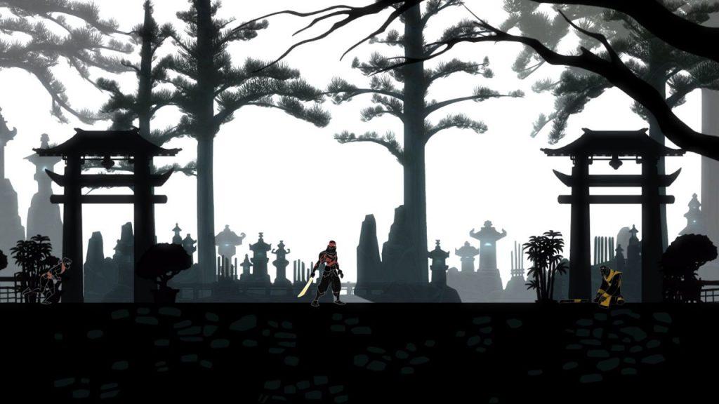 скриншот из Mark of the Ninja Remastered
