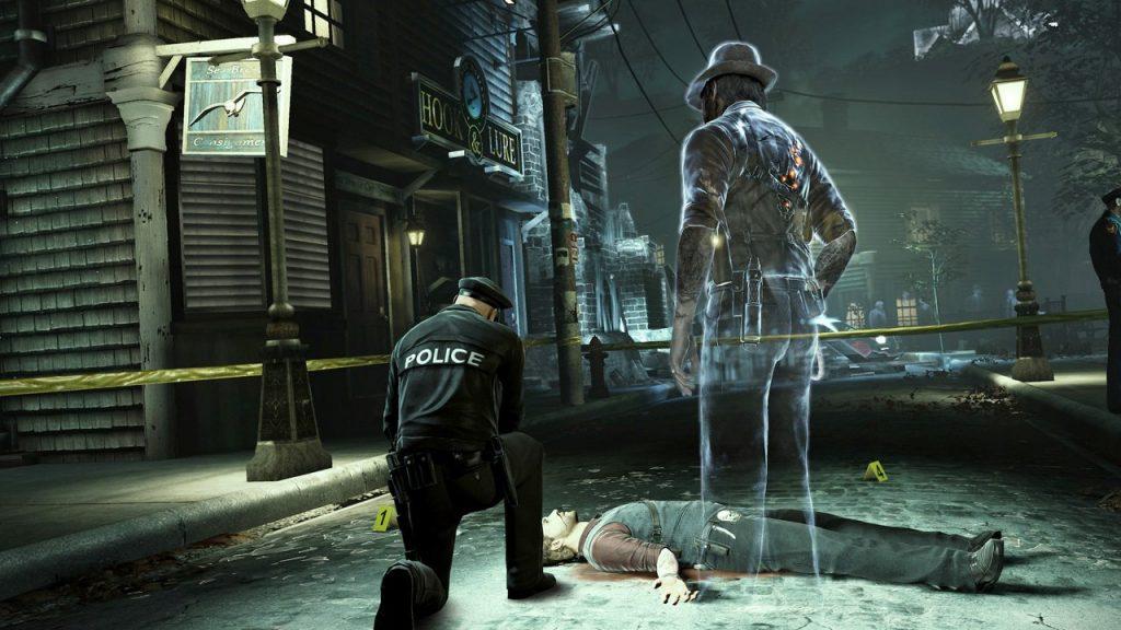 скриншот из Murdered Soul Suspect