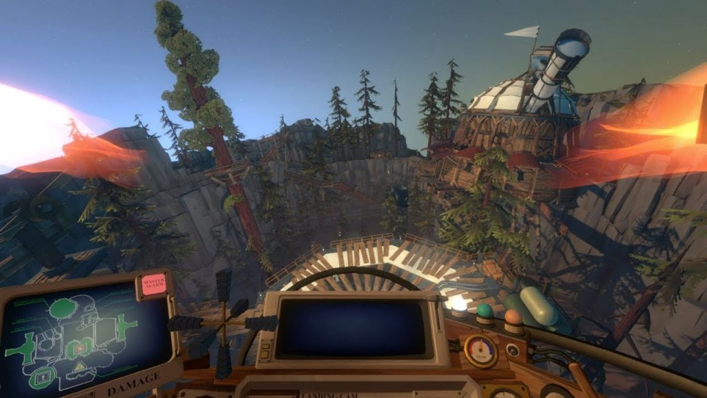 скриншот из Outer Wilds