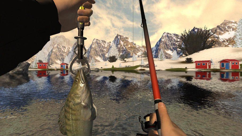скриншот из Professional Fishing