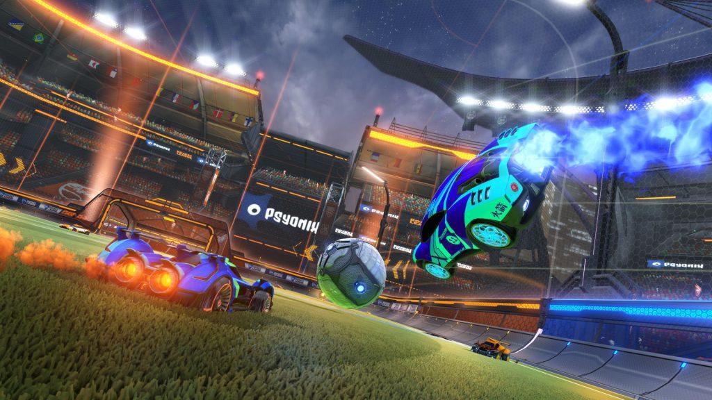 Rocket League скриншот
