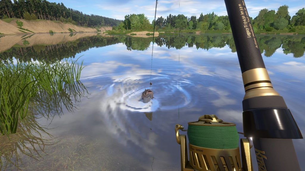 скриншот из Russian Fishing 4