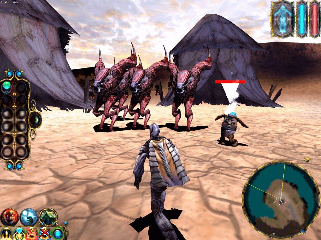 скриншот из Sacrifice