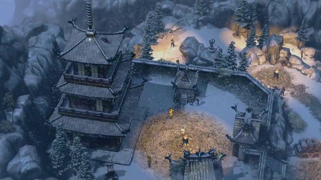 скриншот из Shadow Tactics Blades of the Shogun