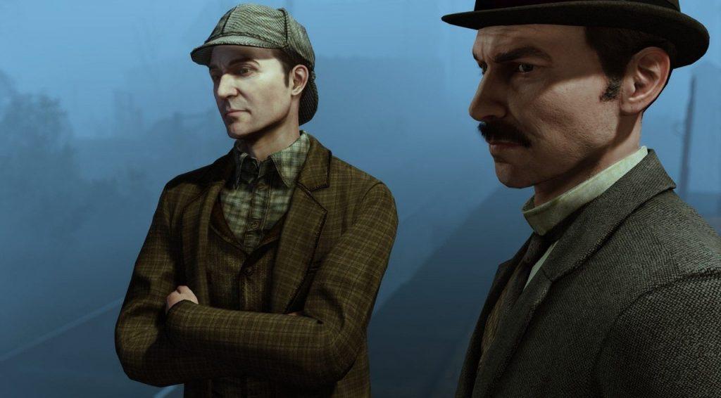 скриншот из игры Sherlock Holmes: Crimes and Punishments