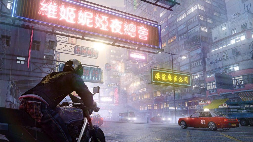 скриншот из Sleeping Dogs