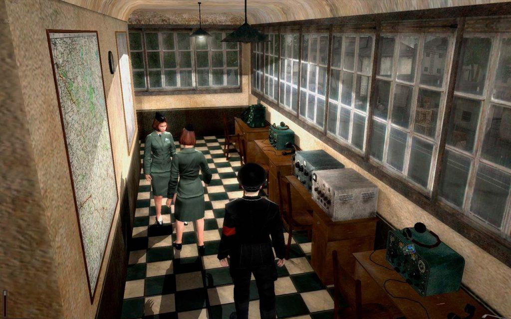 скриншот из Смерть шпионам