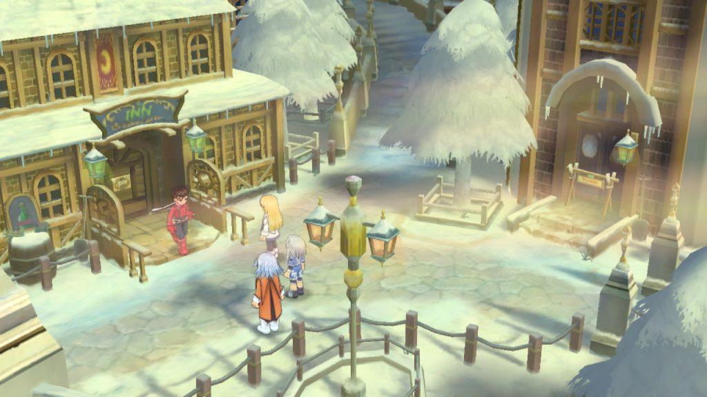 скриншот из Tales of Symphonia