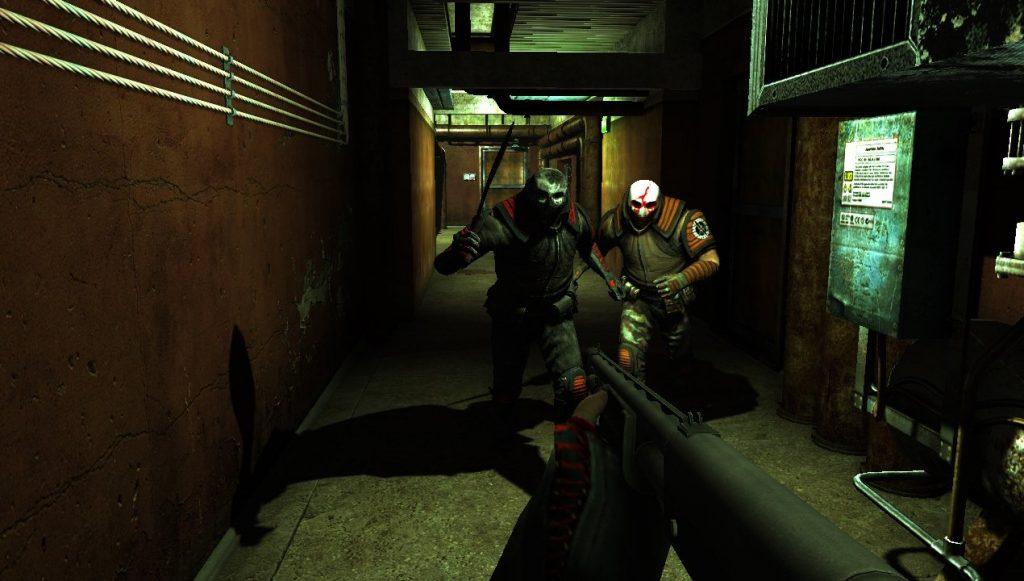скриншот из The Hunt