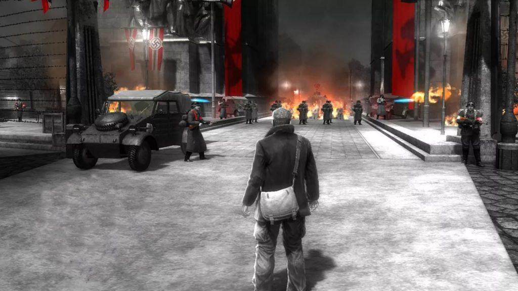 скриншот из The Saboteur