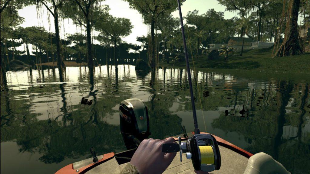 скриншот из Ultimate Fishing Simulator