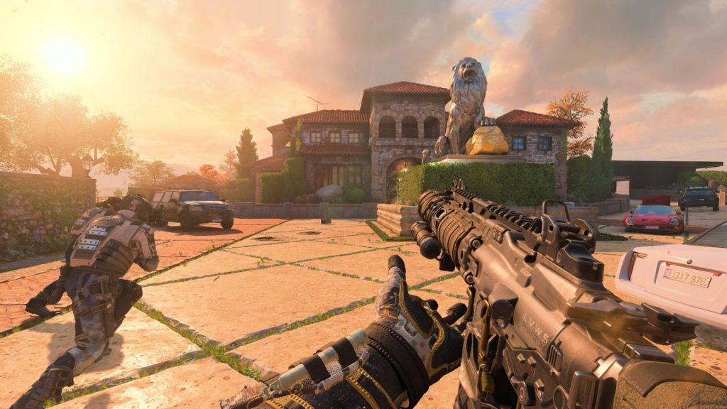 скриншот из call of duty black ops 4