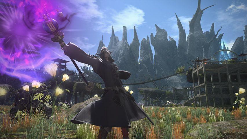 Final Fantasy XIV Online скриншот
