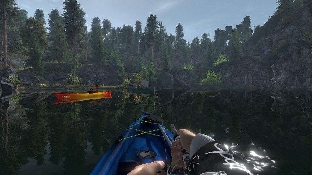 скриншот из fishing planet
