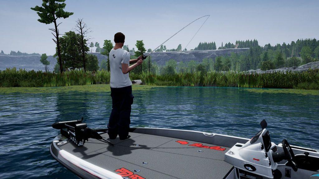 скриншот из Fishing Sim World