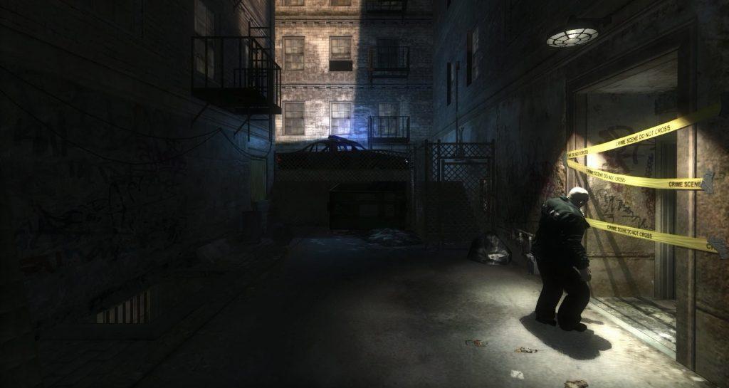скриншот из condemned criminal origins