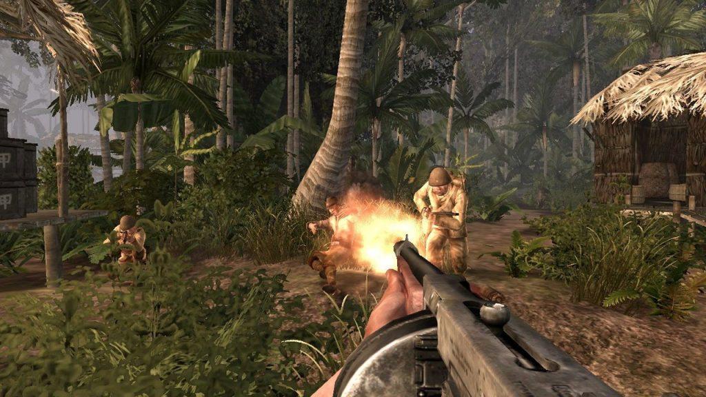 скриншот из Medal of Honor