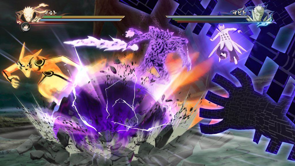 скриншот из naruto shippuden ultimate ninja storm 4