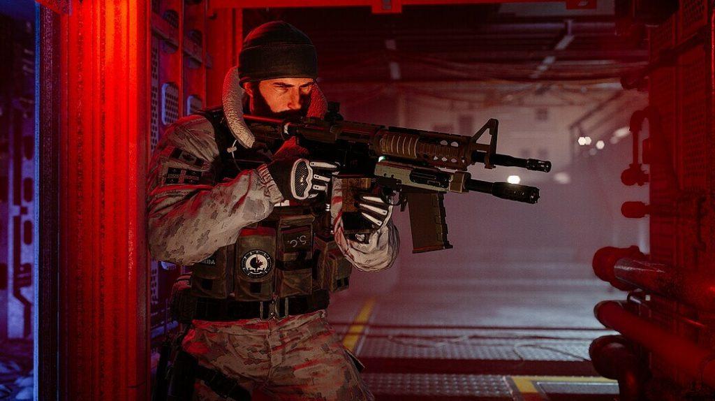скриншот из Tom Clancy's Rainbow Six: Siege