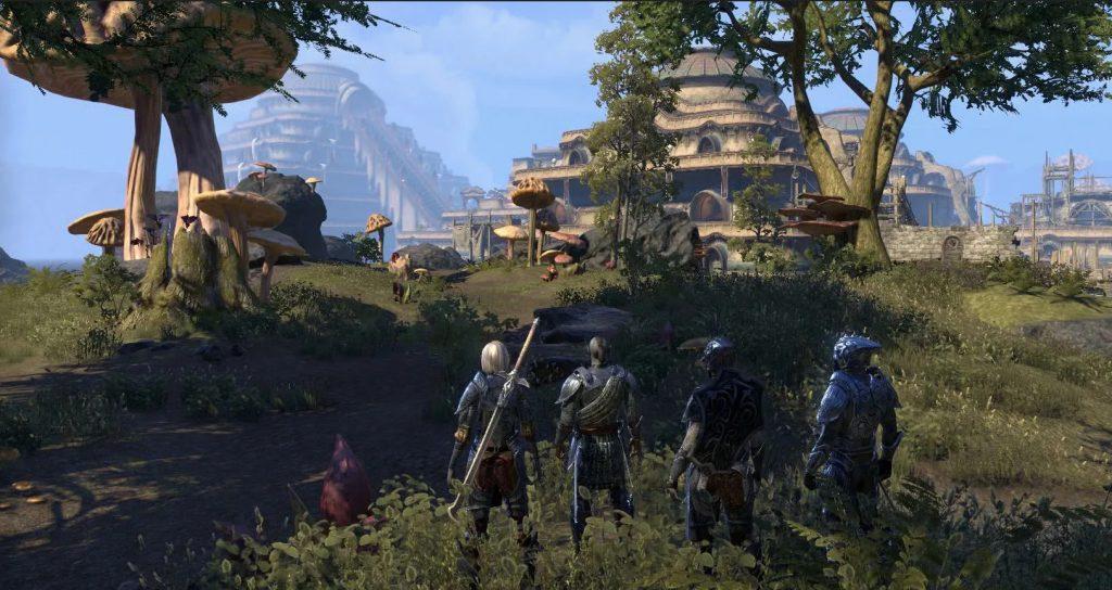 The Elder Scrolls Online скриншот