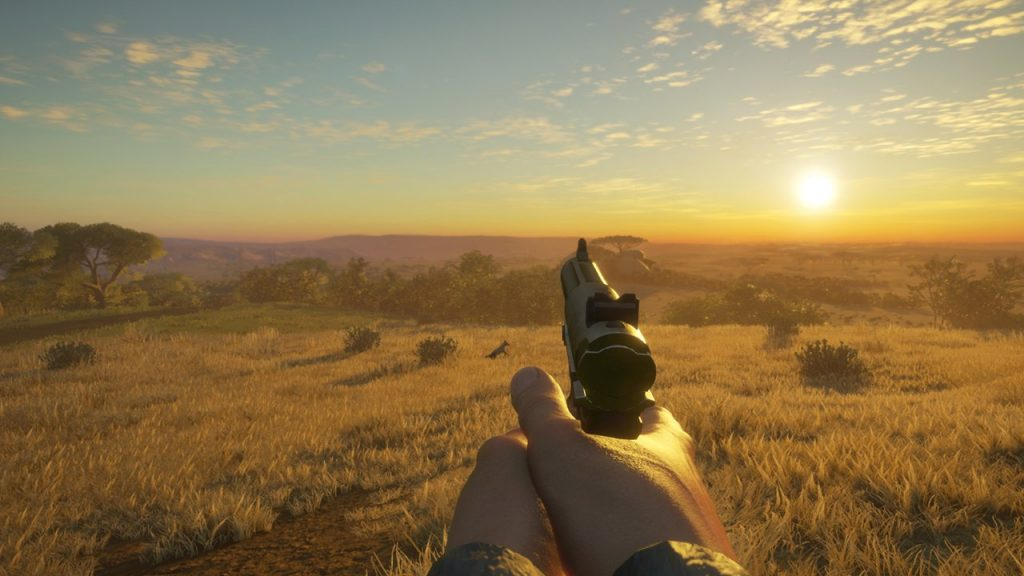скриншот из theHunter Call of the Wild