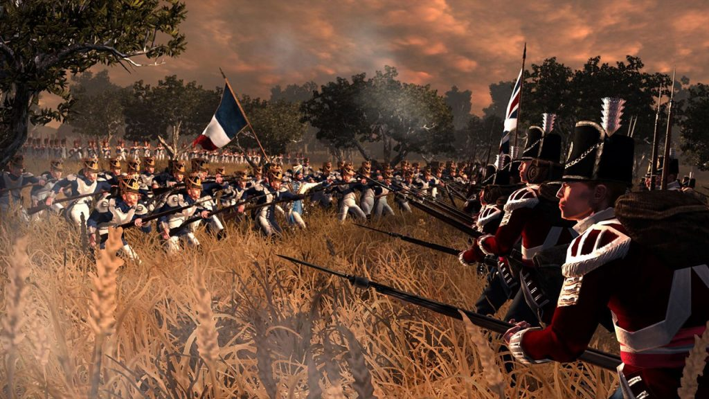 скриншот из total war napoleon