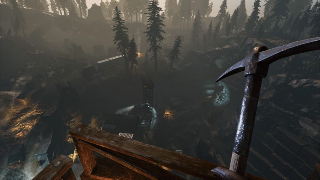 скриншот из DESOLATE