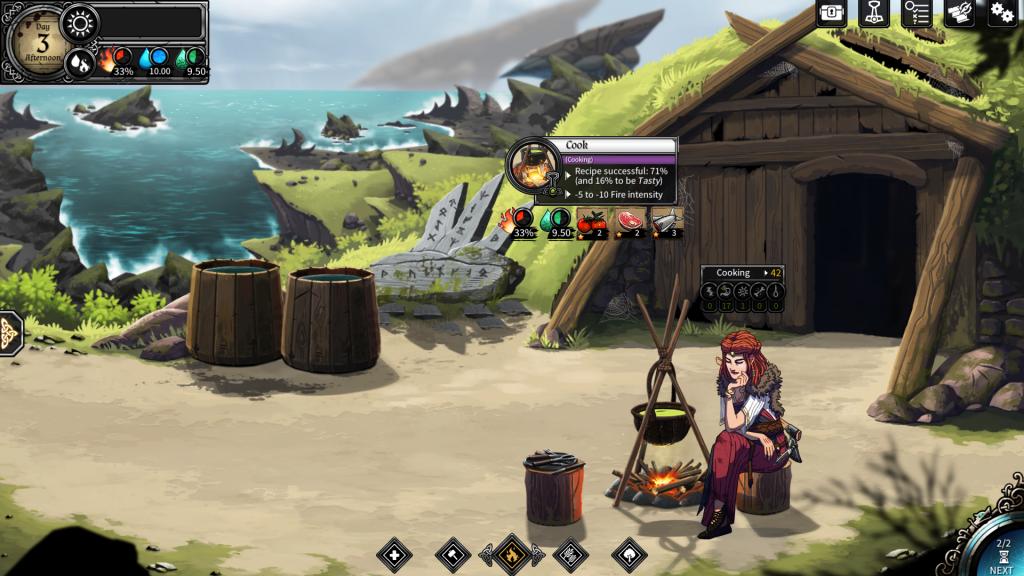 Dead in Vinland скриншот