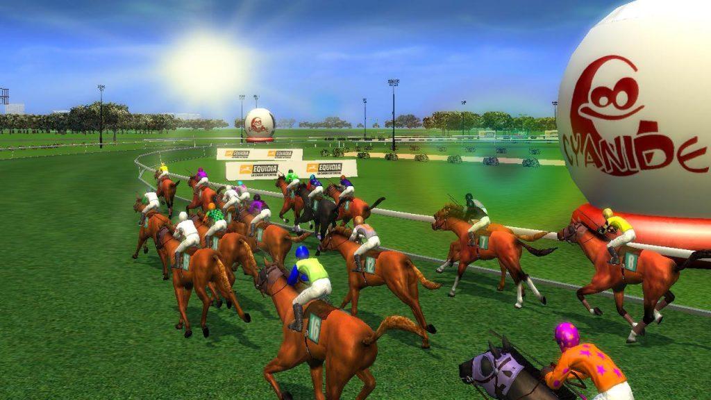 скриншот из Horse Racing Manager 2