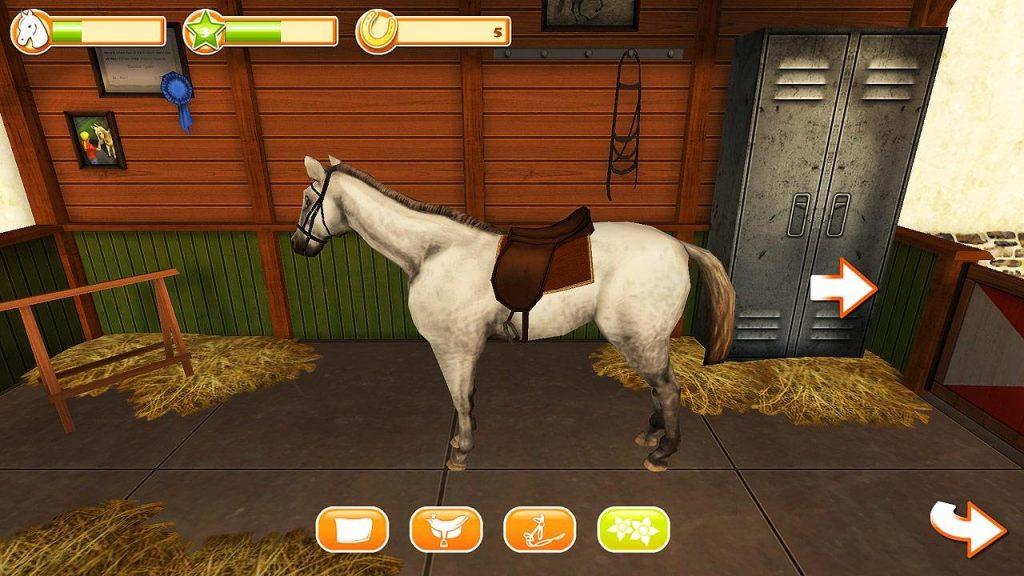скриншот из Horse World