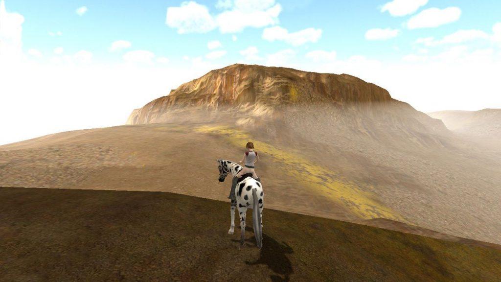 скриншот из Mission Equitation