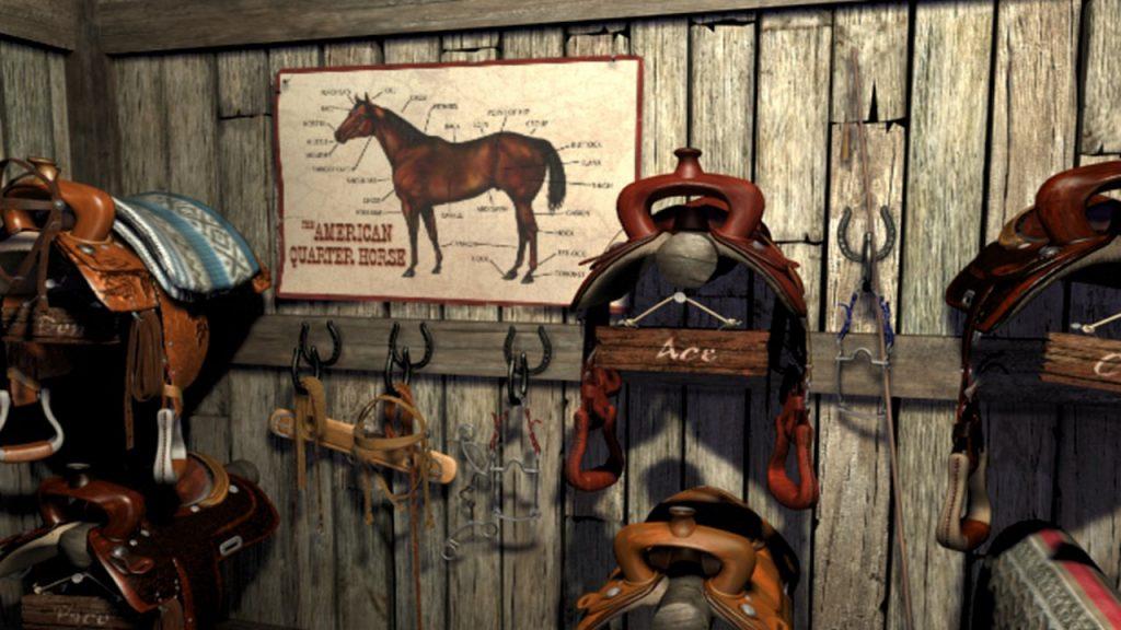 скриншот из Nancy Drew Секрет Ранчо Теней