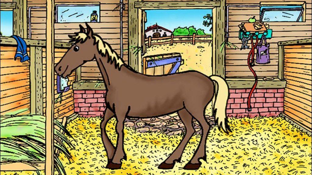 скриншот из Pferd & Pony Mein Pferdehof