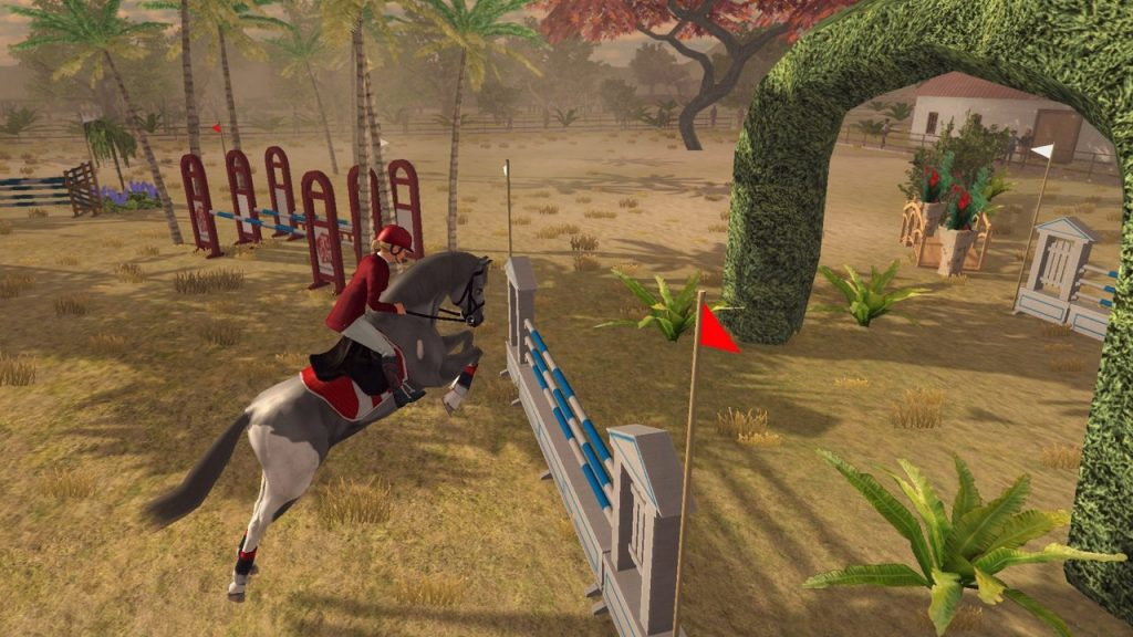 скриншот из Riding Club Championships