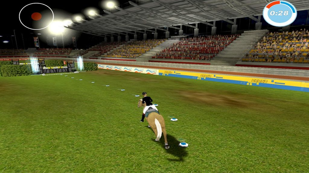 скриншот из Riding Star