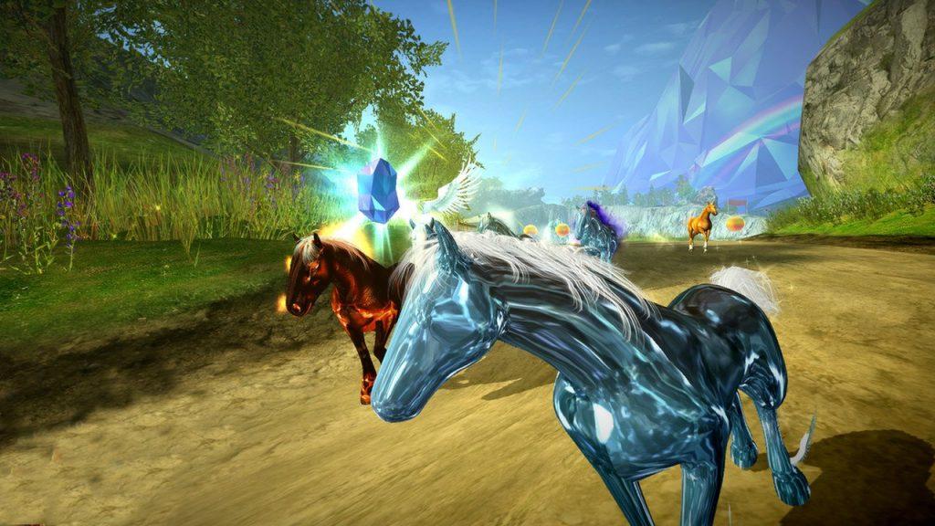 скриншот из Secret of the Magic Crystals