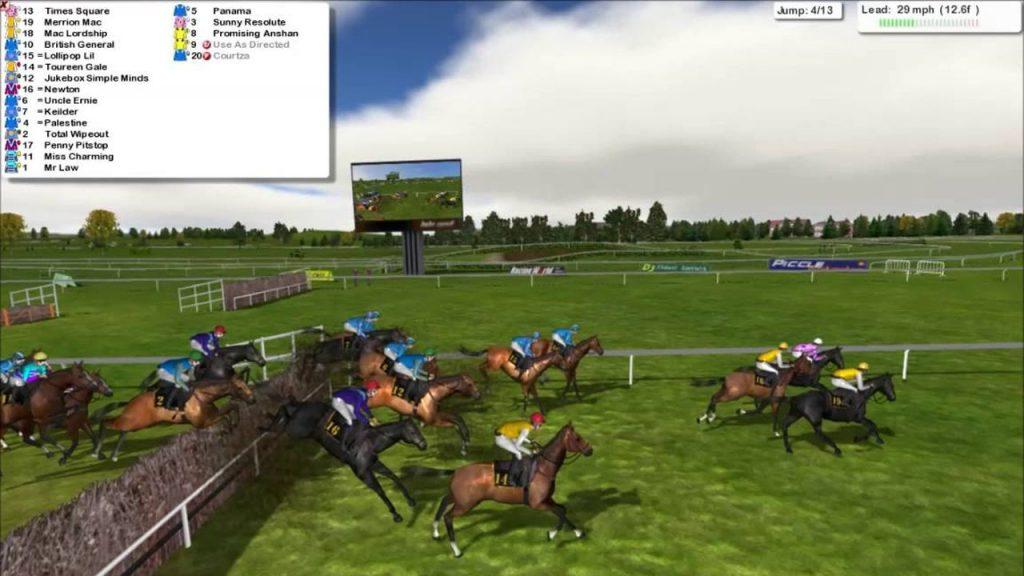 скриншот из Starters Orders 6 Horse Racing