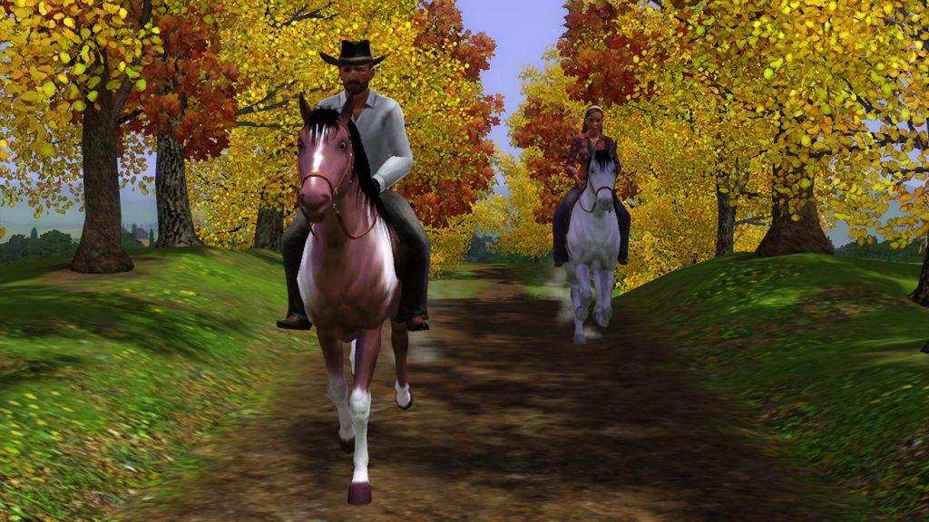 скриншот из The Sims 3 Pets