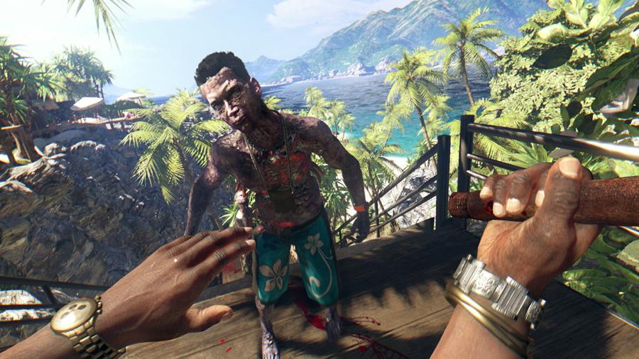 dead island скриншот