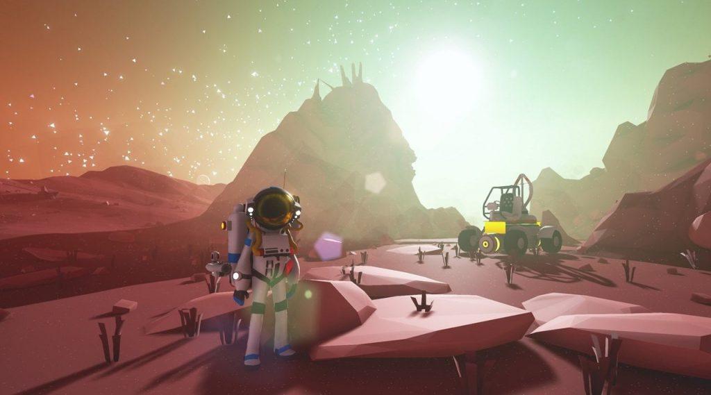 скриншот из ASTRONEER